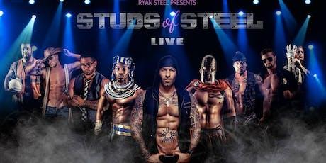 Oddbody's Presents Studs Of Steel-rescheduled tickets