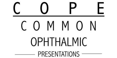 Common Ophthalmic Presentations Examinations