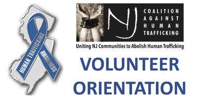 NJCAHT Volunteer Orientation March 2019