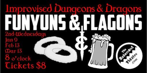 Funyuns & Flagons - Improvised Dungeons & Dragons