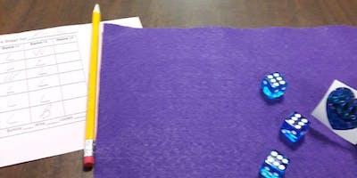 Stepping Stones Bunco - January 2019