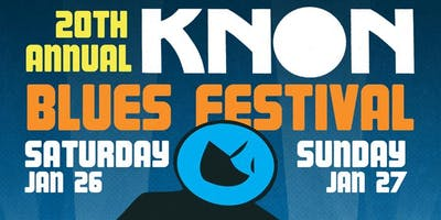 20th Annual KNON Blues Festival