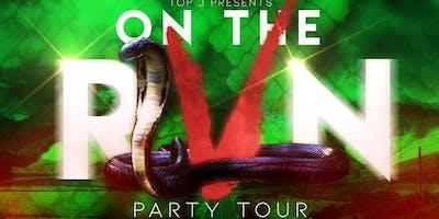 On The Rvn: Party Tour (UTSA)