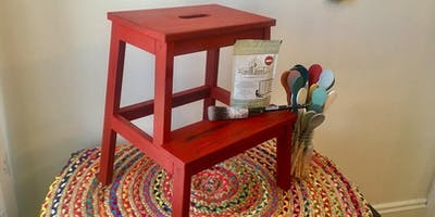 Furniture Painting Basics featuring Milk Paint  - Workshop