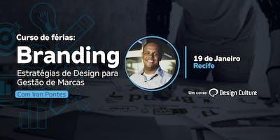 Curso Branding: Estratégias de Design para Gestão de Marcas em Recife
