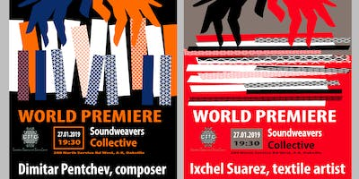 Sound of Threads: World Premiere by Soundweavers Collective