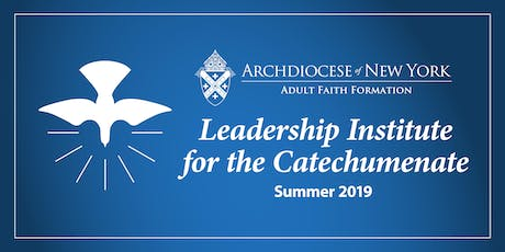 Leadership Institute for the Catechumenate (RCIA) tickets