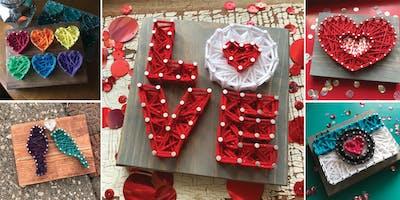 String Art: Valentine\