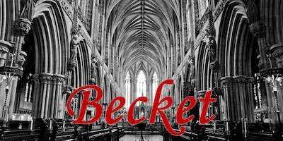 Becket an historical drama by JEAN ANOUILH, translated by LUCIENNE HILL