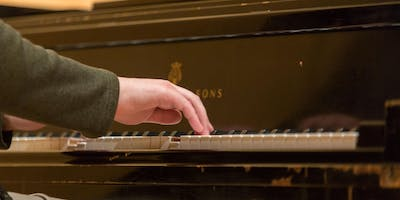 Artist Series: Andrew Cooperstock and the Piano Works of Bernstein