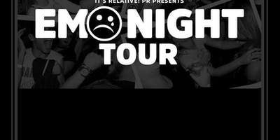 The Emo Night Tour - Reno!