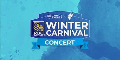 2019 RBC Winter Carnival: CONCERT (19+)