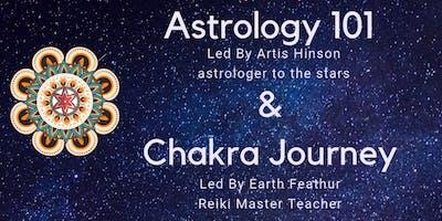 Astrology & Chakra Journey