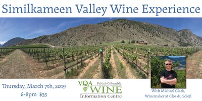 Similkameen Valley Wine Experience