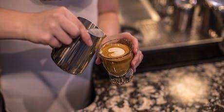 Intro to Coffee + Espresso tickets