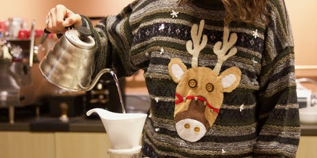 Holiday Coffee: Make Your Own Holiday Lattes + Cappuccinos tickets