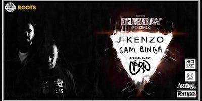 DUBDAY Presents: ROOTS ft. J:KENZO & SAM BINGA