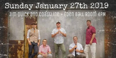 Jim Quick & Coastline at The Eden Ball Room Presented by Preppy Pirate
