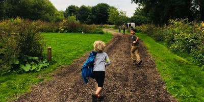 Growing Wild: Summer Holiday Camp