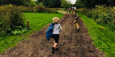 Growing Wild: Easter Holiday Camp