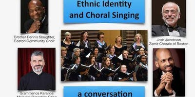 Ethnic Identity and Choral Singing: A Conversation