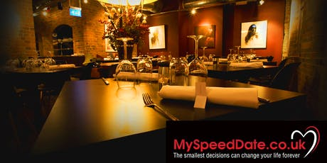 Speed Dating Cardiff ages 26-38 (guideline only tickets