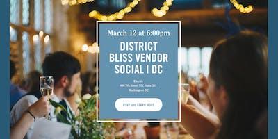 Vendor Social DC | Networking for Wedding/Event Pros + Creatives
