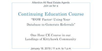 Realtor Continuing Education Course