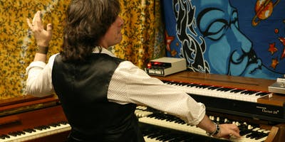 EC-CHAP Acoustic Artist Series: An Evening with Singer/Songwriter and Keyboard Artist Bob Malone (Rock/Blues/Jazz)
