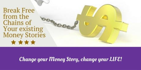Shift Your Money Stories Workshop (Nov 2019) tickets