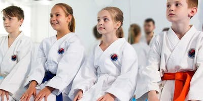 Kids Martial Arts - Respect, Focus, Confidence- 4 Weeks for $49