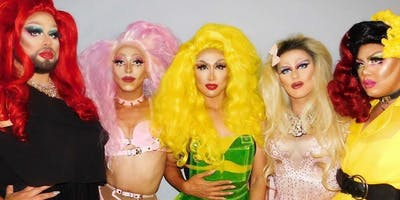 DRAG!  Dolled Up: With Ava LaShay & Friends
