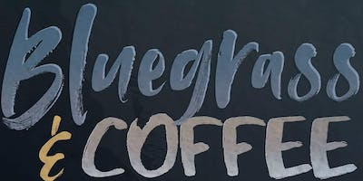 Bluegrass & Coffee w/Iron Horse & Solid Blue Band