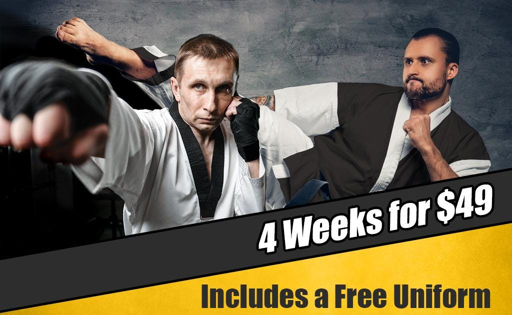 Hapkido Self-defense Classes - Try 4 Weeks for $49