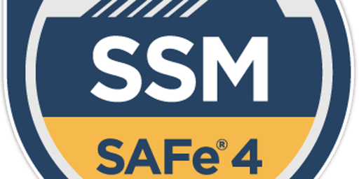 SAFe® Scrum Master Certification, Salt Lake City, UT (Confirmed to Run)