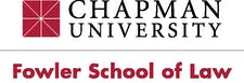 Chapman University Dale E. Fowler School of Law logo
