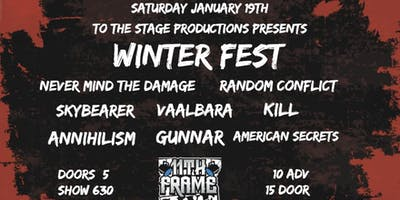 To The Stage Productions Presents: Winter Fest