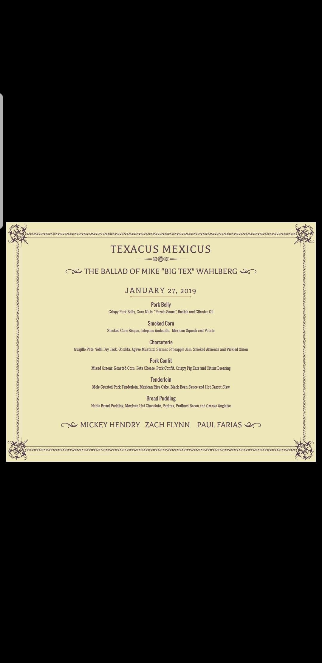 Texacus Mexicus