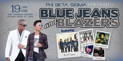 Blue Jeans and Blazers 2019 Presented by Phi Beta Sigma