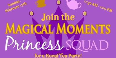 Valentine's Royal Tea Party