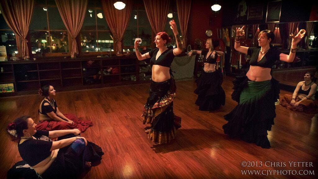 ATSⓇ Belly Dance Combinations 2
