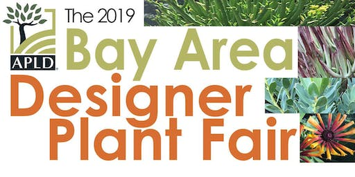 APLD Bay Area 2019 DESIGNER PLANT FAIR