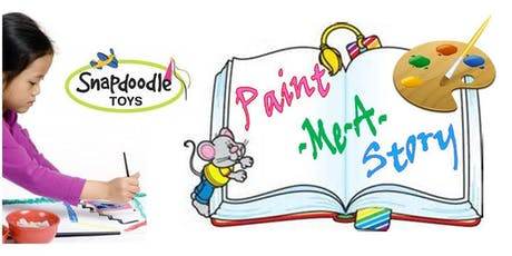 Paint-Me-A-Story, Snapdoodle Toys Kenmore, Fridays tickets