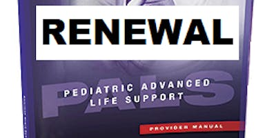 AHA PALS Renewal February 24, 2020 (INCLUDES Provider Manual and FREE BLS) from 9 AM to 3 PM at Saving American Hearts, Inc 6165 Lehman Drive Suite 202 Colorado Springs, CO 80918.