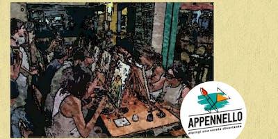 Giochiamo agli impressionisti: aperitivo Appennello a Milano