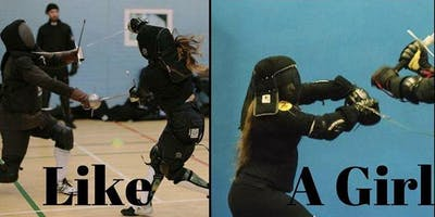 Womens Intro to Longsword