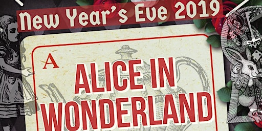 NEW YEARS EVE 2019: Alice in Wonderland at Hockwold Hall