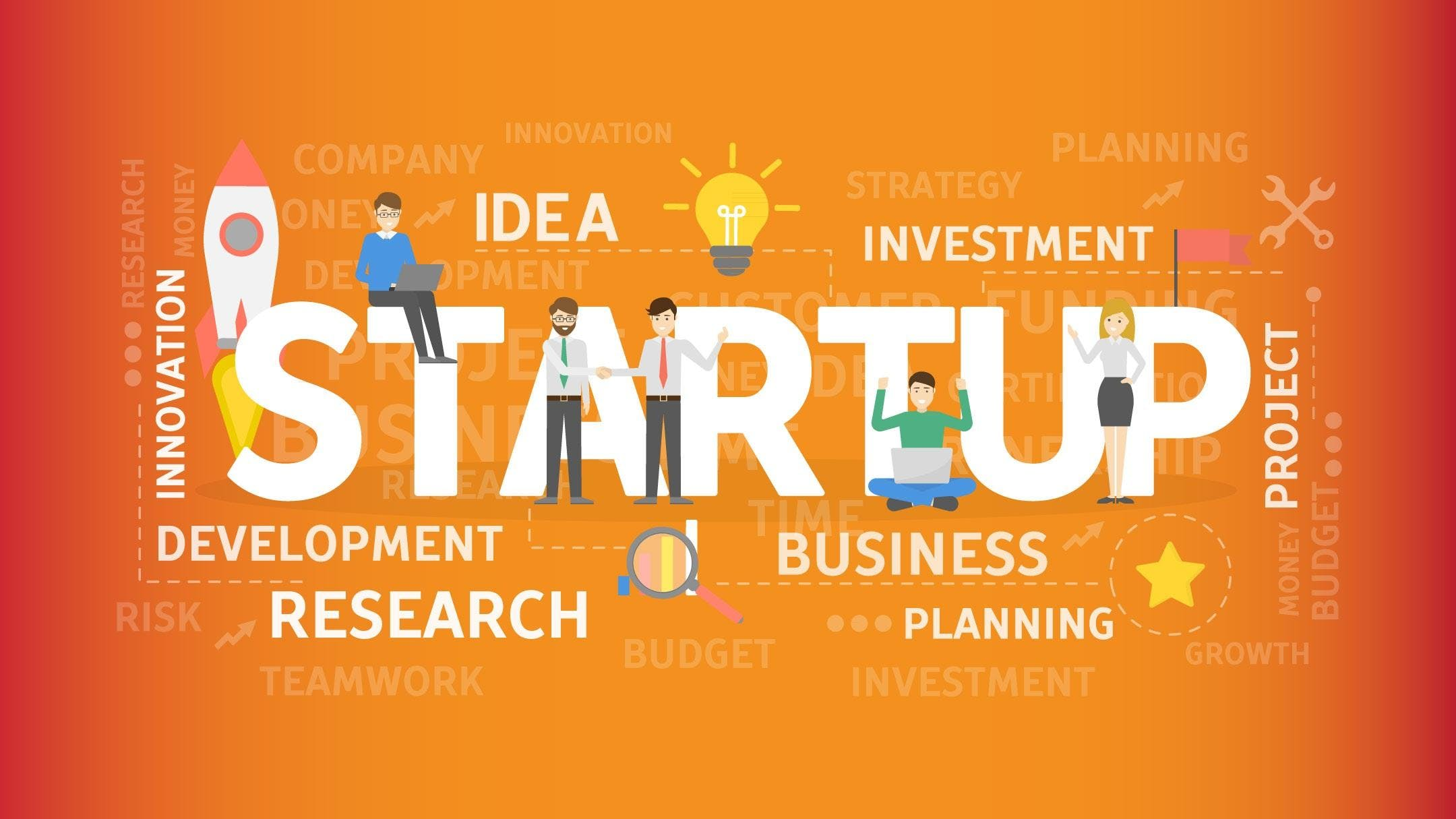Special Seminar: Getting your Startup from Idea to Funding