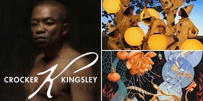 Crocker Kingsley 3rd Saturday Art Walk and Reception