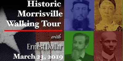 Historic Morrisville Walking Tour